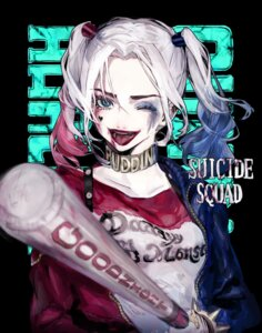 Rating: Safe Score: 19 Tags: harley_quinn ozyako0 suicide_squad User: charunetra