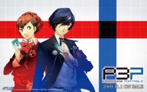 Rating: Safe Score: 8 Tags: arisato_minato female_protagonist_(p3) megaten persona persona_3 seifuku soejima_shigenori wallpaper User: Devard