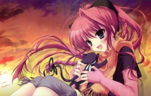 Rating: Safe Score: 123 Tags: duplicate fixed inui_sana izumi_tsubasu mashiroiro_symphony neko wallpaper User: HNFCorp