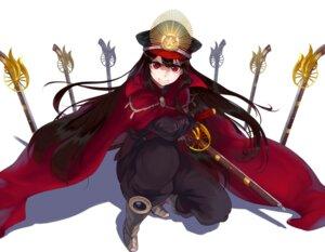 Rating: Safe Score: 22 Tags: armor demon_archer fate/grand_order gun jazztaki sword uniform User: nphuongsun93