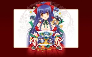Rating: Safe Score: 13 Tags: azuma_hazuki carnelian chibi christmas cleavage crossover headphones kawakabe_momoka kuraki_mizuna kuraki_suzuna lilith moonlight_lady orbit pantyhose para-sol root seifuku sword thighhighs touka_gettan wallpaper yami_to_boushi_to_hon_no_tabibito yatabe_miu yatabe_noa User: nanashi-jp