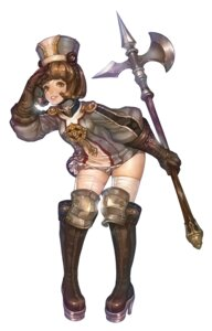 Rating: Safe Score: 17 Tags: heels maggi thighhighs tree_of_savior User: blooregardo