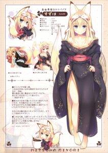 Rating: Questionable Score: 26 Tags: kitsune_no_yomeiri nozomi_tsubame User: imljc