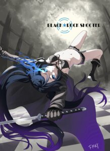 Rating: Safe Score: 20 Tags: bikini_top black_rock_shooter black_rock_shooter_(character) vocaloid zengxianxin User: Radioactive