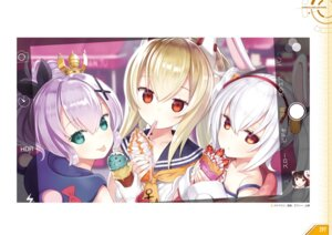 Rating: Questionable Score: 4 Tags: azur_lane tagme User: Twinsenzw