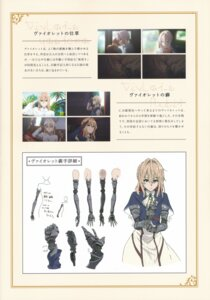 Rating: Safe Score: 5 Tags: character_design takase_akiko violet_evergarden violet_evergarden_(character) User: tuyenoaminhnhan