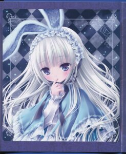 Rating: Safe Score: 32 Tags: animal_ears bunny_ears lolita_fashion raw_scan tinkerbell tinkle User: 0oAkatsukio0