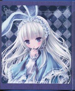 Rating: Safe Score: 34 Tags: animal_ears bunny_ears lolita_fashion raw_scan tinkerbell tinkle User: 0oAkatsukio0