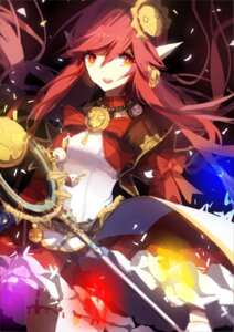 Rating: Safe Score: 36 Tags: dress dungeon_fighter female_mage_(dnf) pointy_ears prophet_heart User: sylver650