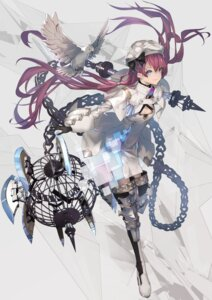Rating: Safe Score: 36 Tags: armor heels miya-ki_(miya_key) thighhighs weapon User: Mr_GT