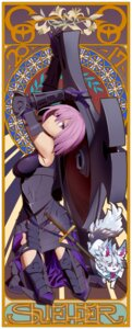 Rating: Safe Score: 30 Tags: armor fate/grand_order shielder_(fate/grand_order) tagme thighhighs User: Radioactive
