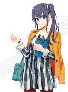 Rating: Safe Score: 71 Tags: aliasing disc_cover dress imai_midori pantyhose ponkan_8 shirobako User: WcDuck