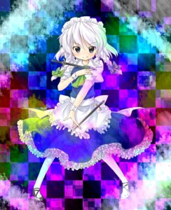 Rating: Safe Score: 7 Tags: izayoi_sakuya maid tobi_(artist) touhou User: Nekotsúh