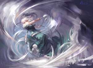 Rating: Safe Score: 61 Tags: alcd konpaku_youmu sword touhou User: Radioactive