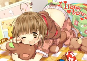 Rating: Questionable Score: 37 Tags: hanabana_tsubomi loli pajama pantsu User: aihost