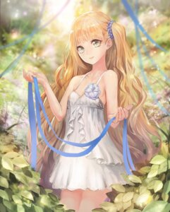 Rating: Safe Score: 66 Tags: cleavage dress meto summer_dress User: Aneroph