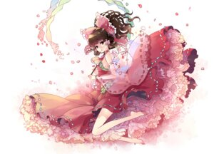 Rating: Safe Score: 53 Tags: feet hakurei_reimu jpeg_artifacts kieta touhou User: animeprincess