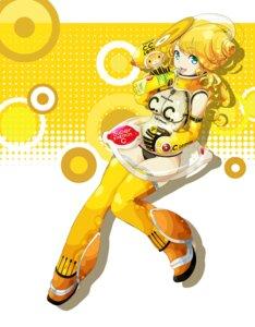 Rating: Safe Score: 11 Tags: c.c._lemon c.c._lemon_(character) makoto_daikichi thighhighs User: Phiris