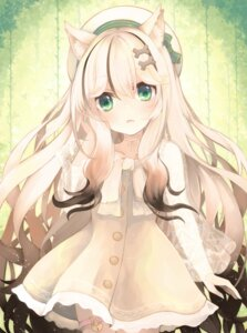 Rating: Safe Score: 12 Tags: animal_ears dress garter inumimi otogi_kyouka User: Mr_GT