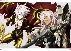 Rating: Safe Score: 5 Tags: fate/apocrypha fate/stay_night hiroe_keisuke male possible_duplicate User: drop