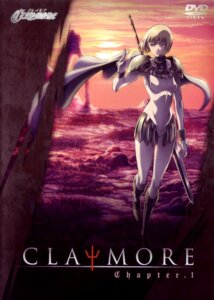 Rating: Safe Score: 15 Tags: armor clare claymore disc_cover sword User: boon