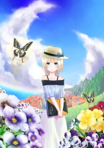 Rating: Safe Score: 13 Tags: dress minato_(shouno) summer_dress User: fireattack