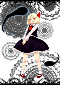 Rating: Safe Score: 14 Tags: kske rumia touhou User: Mr_GT