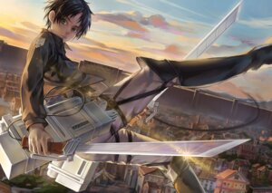 Rating: Safe Score: 9 Tags: eren_jaeger male shingeki_no_kyojin windyakuma User: Radioactive