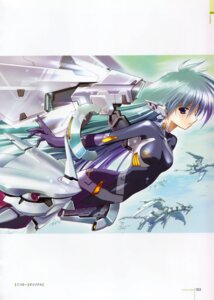 Rating: Safe Score: 16 Tags: bodysuit komatsu_e-ji mecha_musume User: MirrorMagpie