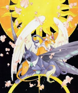 Rating: Safe Score: 6 Tags: card_captor_sakura clamp kerberos spinel_sun User: Share