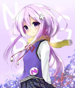 Rating: Safe Score: 18 Tags: choujigen_game_neptune kouda_suzu nepgear seifuku sweater User: ryoga828