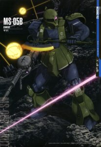 Rating: Safe Score: 9 Tags: gun gundam ichikawa_keizou mecha mobile_suit_gundam User: Radioactive
