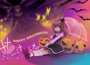 Rating: Safe Score: 7 Tags: beatrice halloween umineko_no_naku_koro_ni ushiromiya_maria User: Radioactive