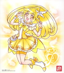 Rating: Questionable Score: 6 Tags: bike_shorts heels pretty_cure smile_precure! tagme User: drop