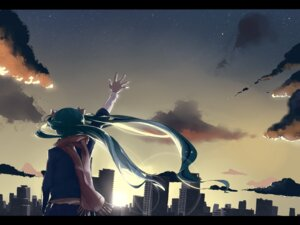 Rating: Safe Score: 20 Tags: fuyubou hatsune_miku vocaloid User: AnimalsNight