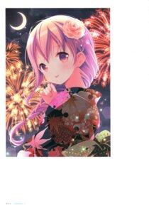 Rating: Safe Score: 24 Tags: hinako_note kimono mitsuki_(mangaka) sakuragi_hinako User: fireattack