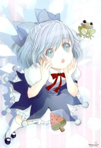 Rating: Safe Score: 7 Tags: cirno microstoria tommy touhou User: thfp