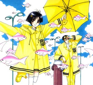 Rating: Safe Score: 3 Tags: arisugawa_sorata clamp nekoi_yuzuriha x User: Share