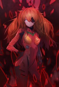 Rating: Safe Score: 40 Tags: bodysuit eyepatch hong neon_genesis_evangelion souryuu_asuka_langley User: Radioactive