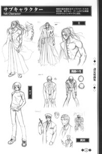 Rating: Safe Score: 2 Tags: akaiito character_design hal hatou_hakuka male monochrome nushi scanning_artifacts sketch User: Waki_Miko