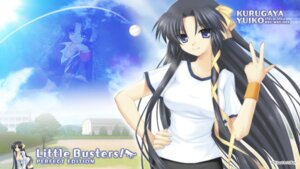 Rating: Safe Score: 14 Tags: gym_uniform hinoue_itaru key kurugaya_yuiko little_busters! wallpaper User: girlcelly