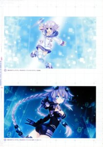Rating: Questionable Score: 9 Tags: choujigen_game_neptune choujigen_game_neptune_re;birth_1 neptune purple_heart tsunako User: Radioactive