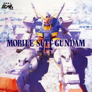 Rating: Safe Score: 6 Tags: disc_cover gundam katoki_hajime mecha mobile_suit_gundam User: rx178aeug