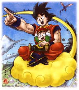 Rating: Safe Score: 12 Tags: dragon_ball male son_gohan son_goku User: drop