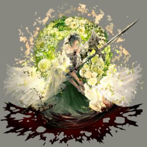 Rating: Safe Score: 46 Tags: blood dress ukai_saki weapon User: Mr_GT