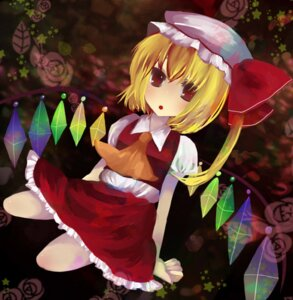 Rating: Safe Score: 5 Tags: flandre_scarlet jpeg_artifacts swami touhou User: konstargirl