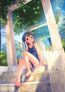Rating: Safe Score: 58 Tags: feet kogemashita school_swimsuit swimsuits takoyaki User: Twinsenzw