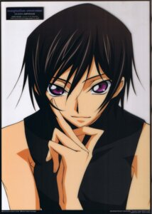 Rating: Safe Score: 6 Tags: code_geass lelouch_lamperouge male ochiai_hitomi User: Radioactive