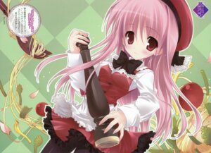 Rating: Safe Score: 31 Tags: cuffs garden himemiya_ruri karory seifuku User: crim