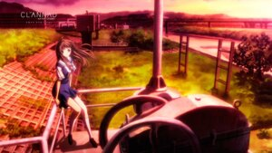 Rating: Safe Score: 27 Tags: clannad clannad_after_story miyazawa_yukine seifuku wallpaper User: icgeass